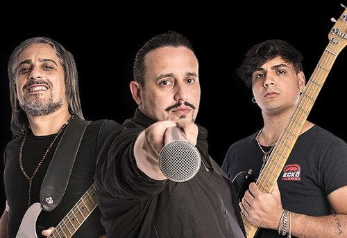 Banda de pop rock Capitão Jack